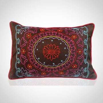 Picture of Embroidered Cushion